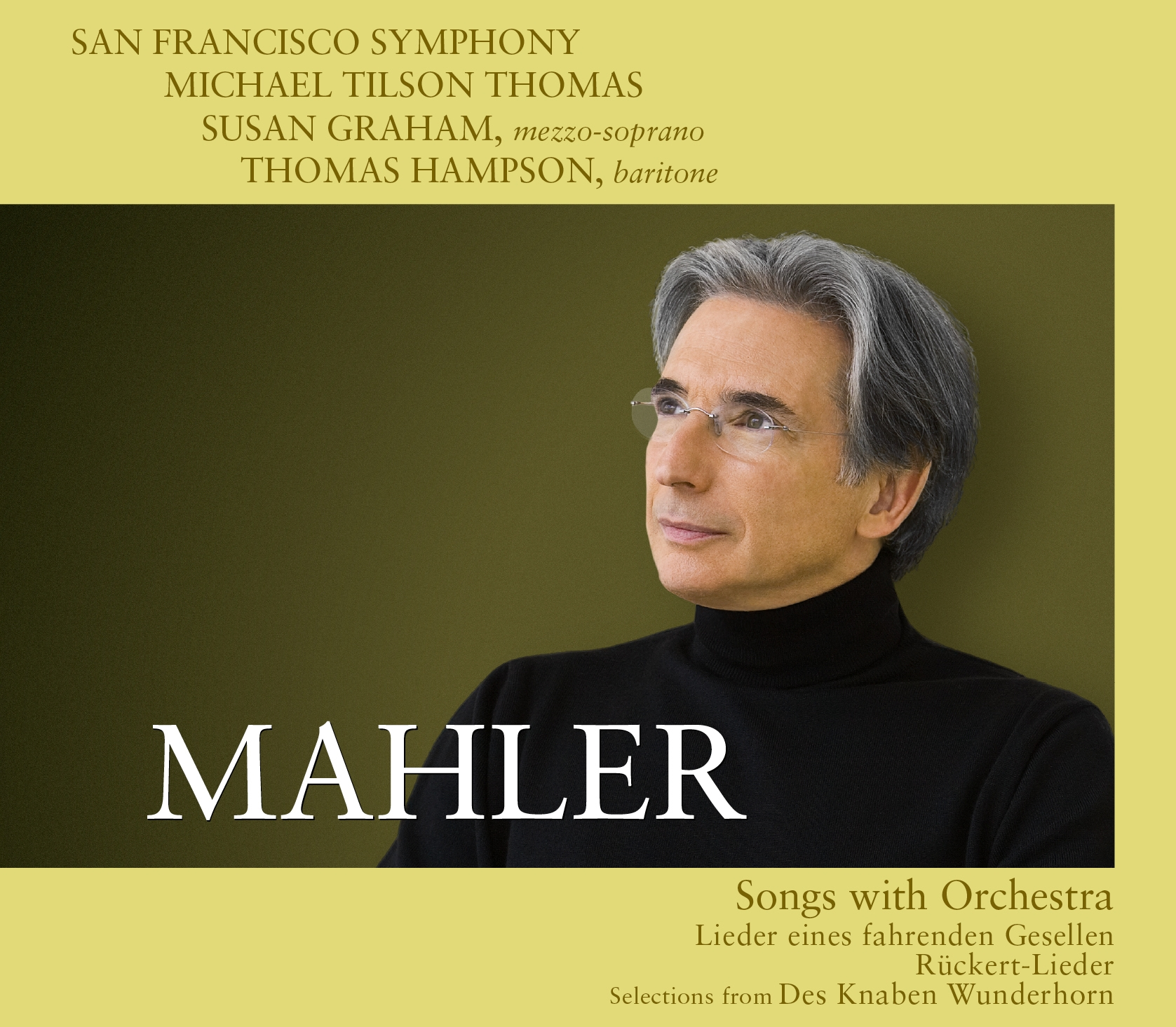 Mahler Songs with Orchestra