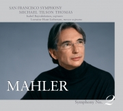 San Francisco Symphony Mahler No. 2 Cover Image