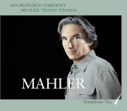 San Francisco Symphony Mahler No. 1 Cover Image