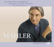 San Francisco Symphony Mahler No. 4 Cover Image