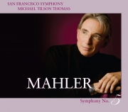 San Francisco Symphony - Mahler No. 5 Cover Image