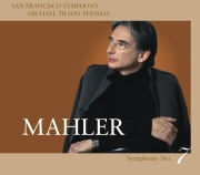 San Francisco Symphony Mahler No. 7 Cover Image