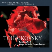 San Francisco Symphony - Tchaikovsky 5 Surround cover image