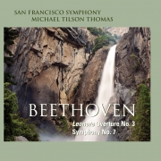 San Francisco Symphony - Beethoven Symphony No.7 - Cover Image