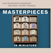 San Francisco Symphony - Masterpieces in Minature - Cover Image